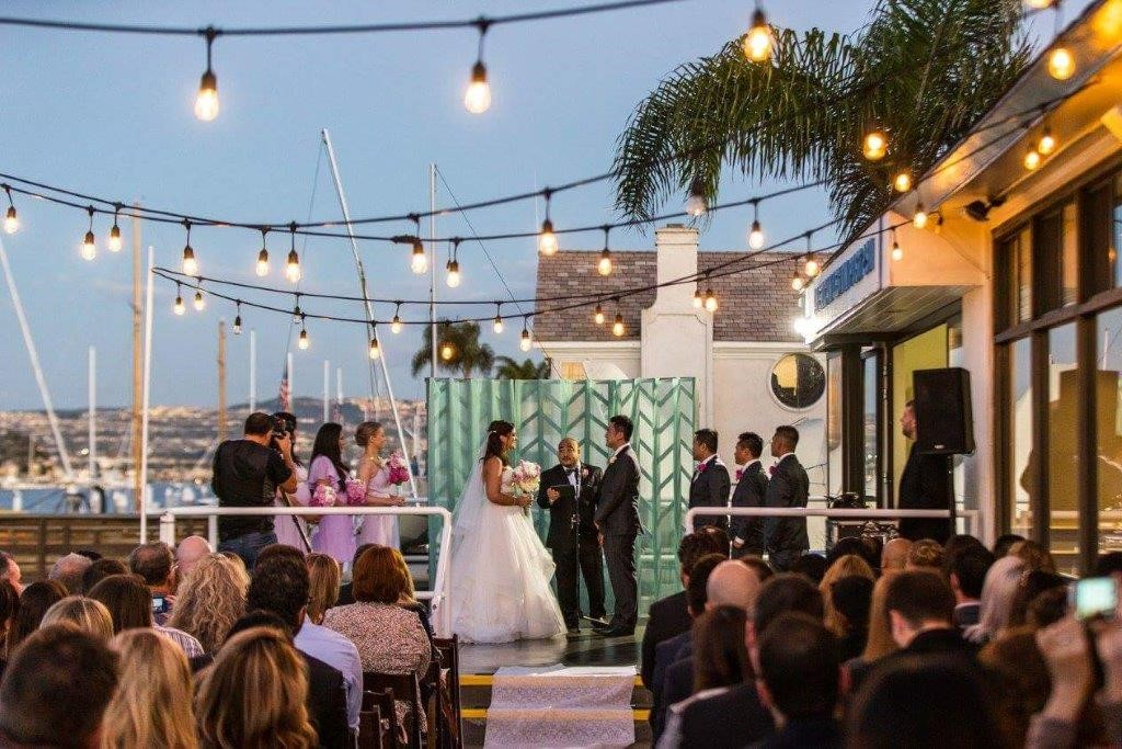 Book your wedding at The American Legion Post 291  in the beautiful Newport Beach Marina.