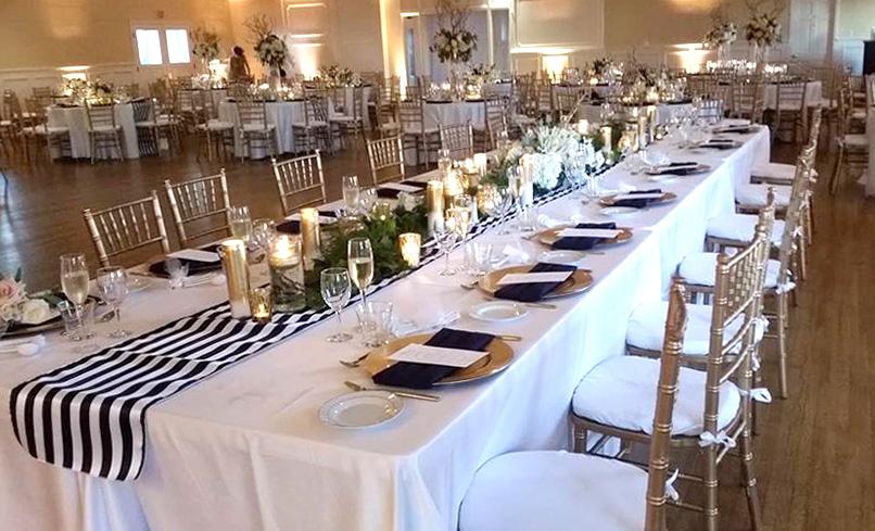 Main Hall Large Table