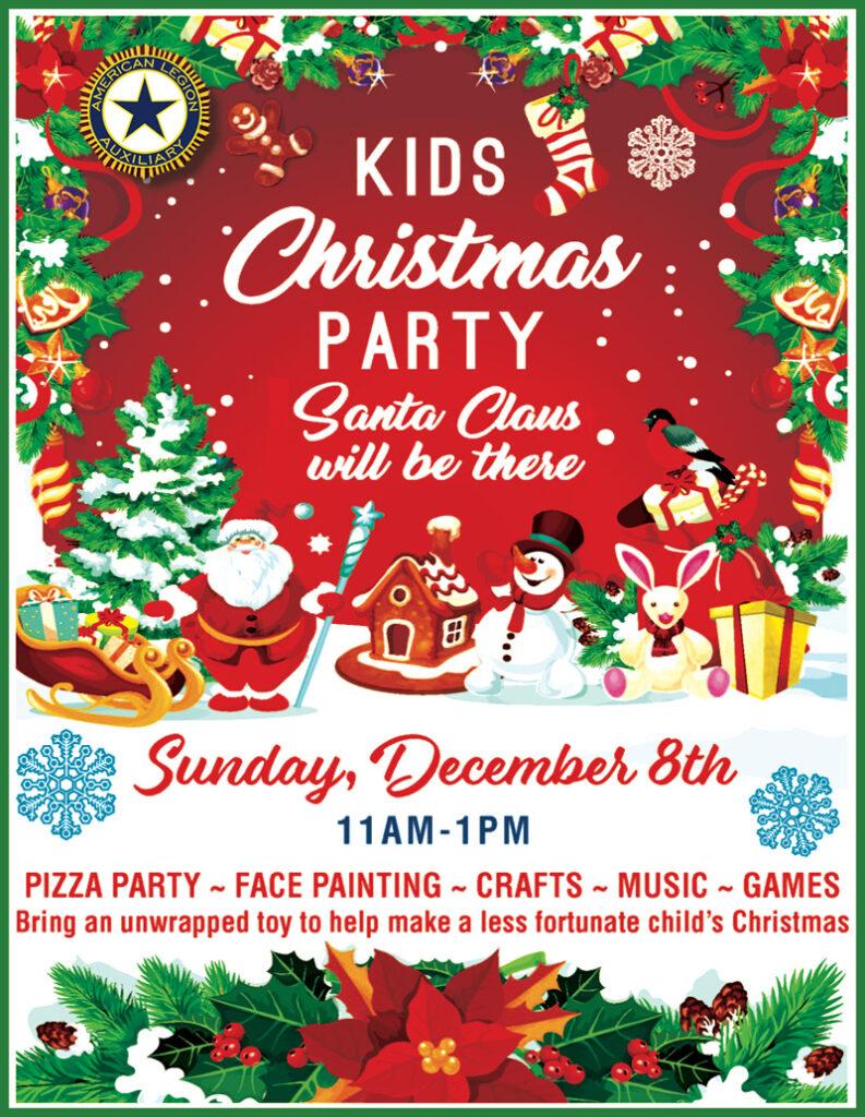 Children's-Christmas-Party-Flyer-AUX