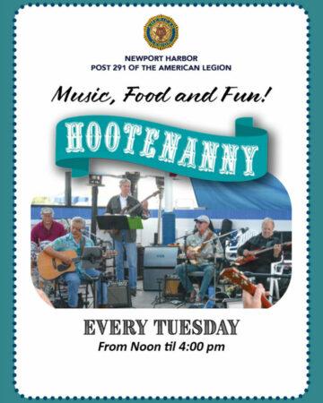 Hootenanny-Flyer